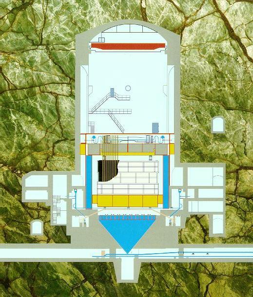 ...ядерных реакторов разработанных в советском союзе реактор рбмк помогите найти схему щита управления ад 100.