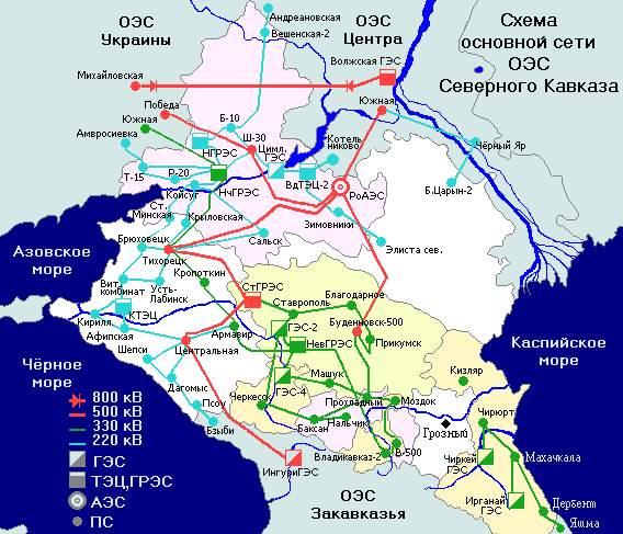 Проект Ростовской АЭС
